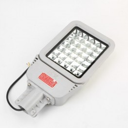 Increased safety explosion proof LED flood light for hazardous area lighting