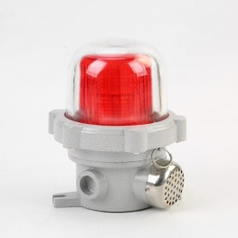 Explosion proof audio and visual caution spotlight fittings Exd[ib] IICT6