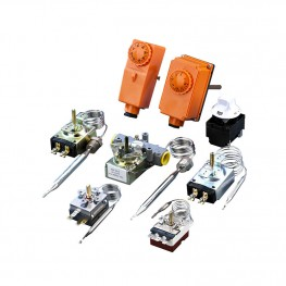 WKB series capillary thermostat switches