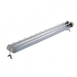T8 explosion proof fluorescent aluminum light fitting