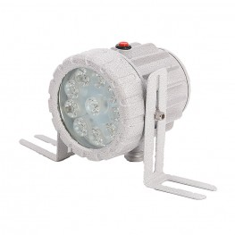 Local caution spotlight fittings DCS69 series explosion proof tank inspection vessel light fittings Exde IICT6