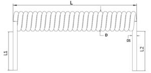 Retractable Cords model