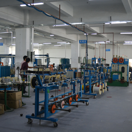 Retractile Cord factory