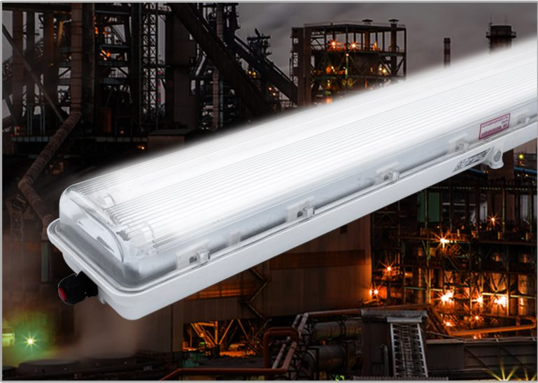DYS series Hazardous Area and Explosion Proof Lighting Fittings